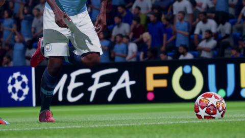 Avance de FIFA 20