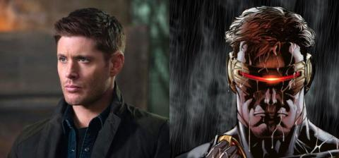 Jensen Ackles como Ciclope