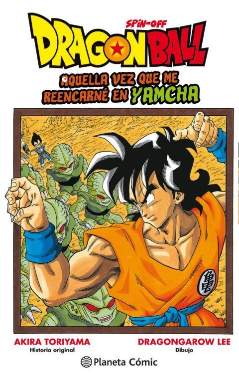 El manga de Yamcha llega a España