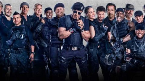 Los mercenarios 4 está en camino según confirma Stallone