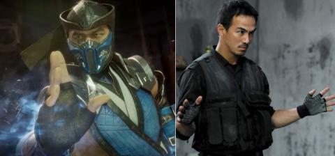 Mortal Kombat - Joe Taslim será Sub-Zero