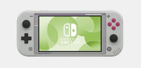 Nintendo Switch Lite Game Boy