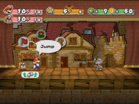 Paper Mario The Thousand-Year Door