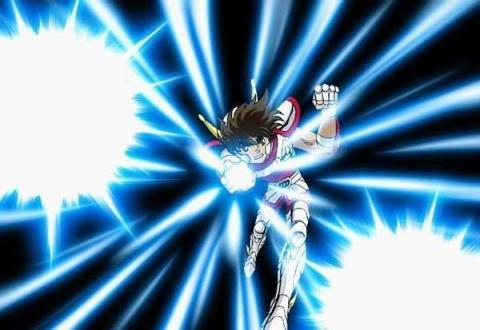 Pegasus Ryūsei Ken