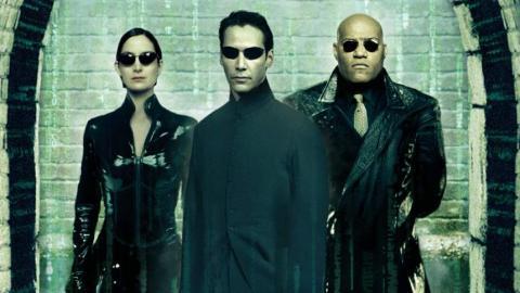 Personajes de Matrix