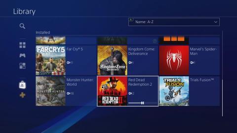 PS4 juegos digitales
