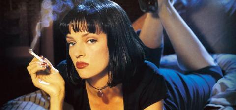 Pulp Fiction Mia Wallace