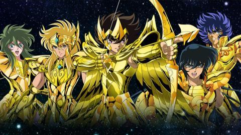 Saint Seiya - Los Caballeros del Zodiaco más poderosos - HobbyConsolas  Entretenimiento