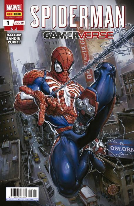 Spider-Man Gamerverse
