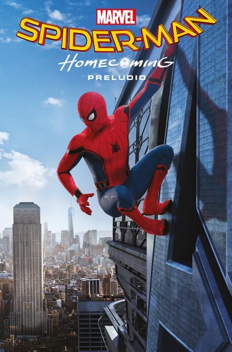 Spider-Man: Homecoming - Preludio