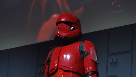 Star Wars 9 El ascenso de Skywalker - Sith Trooper