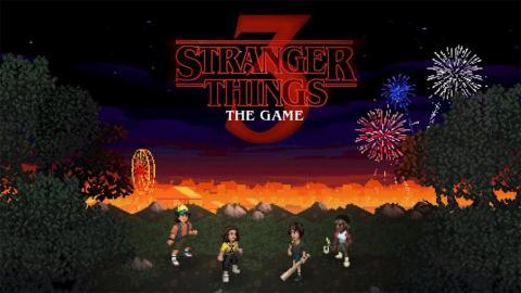 Stranger Things 3 gnomos