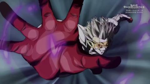 Super Dragon Ball Heroes episodio 13