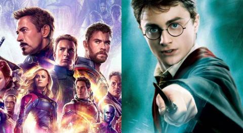 ¿Qué tienen en común Vengadores: Endgame y Harry Potter?