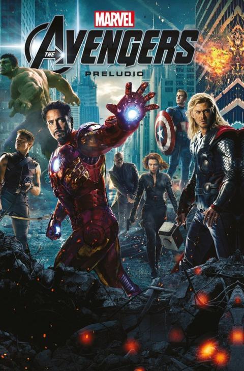 Los Vengadores: Preludio (The Avengers: Preludio)