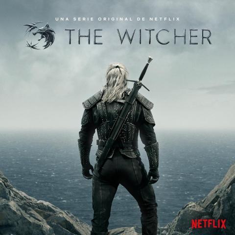 The Witcher serie Netflix - Póster