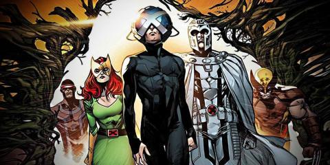 X Men cómics Marvel