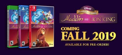 Aladdin PS4