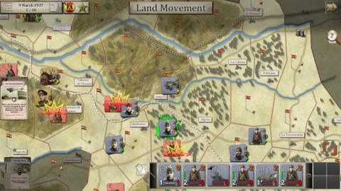 battles for spain 3