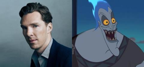 Benedict Cumberbatch podría ser Hades