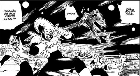 Dragon Ball Super Pui Pui