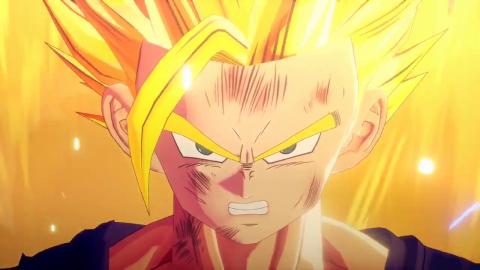 Dragon Ball Z Kakarot Saga Cell