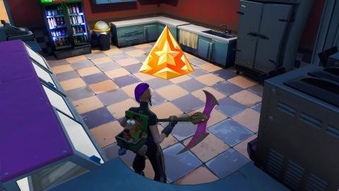 Estrella oculta semana 3 Fortnite