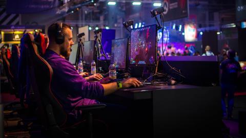 Estudiar videojuegos online - MasterD