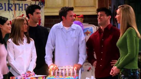 Friends - Cumpleaños Chandler