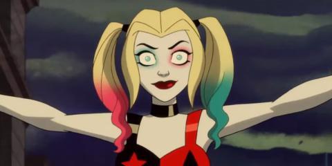 Harley Quinn serie animada DC