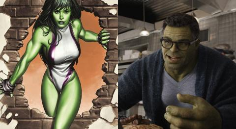 Hulka y Hulk