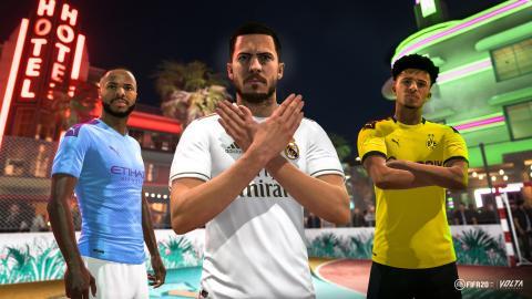 FIFA 20: Volta Football