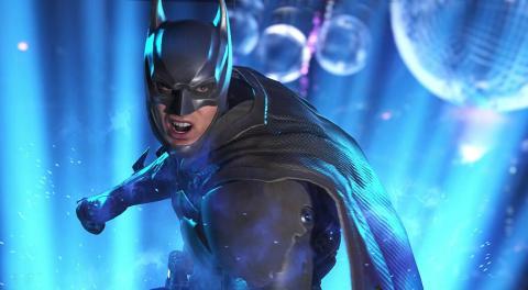 Batman en el juego Injustice 2