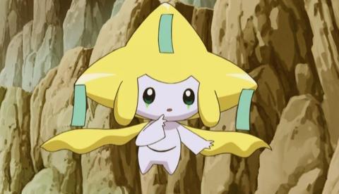 Jirachi Pokémon GO