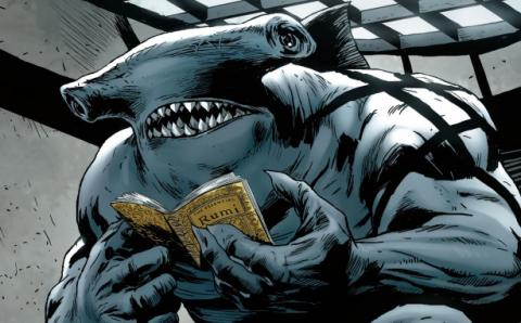 King Shark Escuadrón Suicida