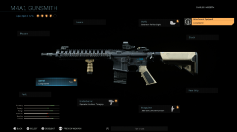 modern warfare mp 6