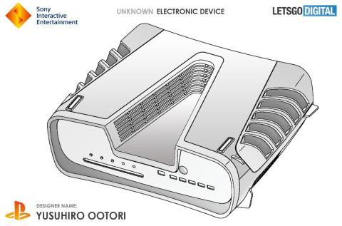 PS5 posible kit de desarrollo