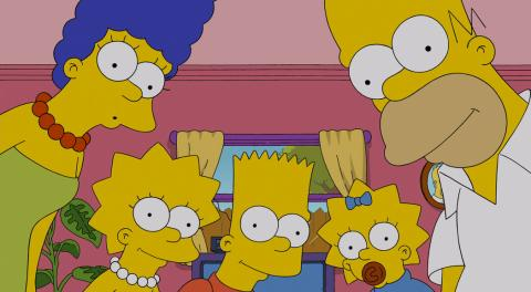 Serie de TV Los Simpson