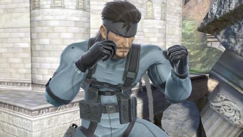 Solid Snake Tekken 7