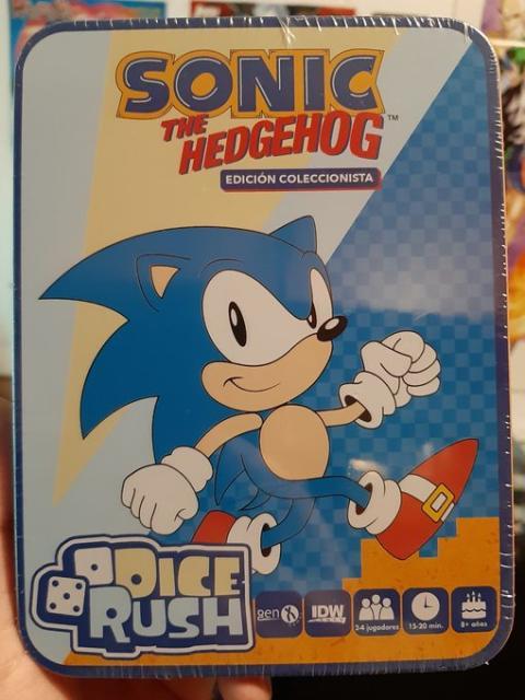 Sonic Dice Rush
