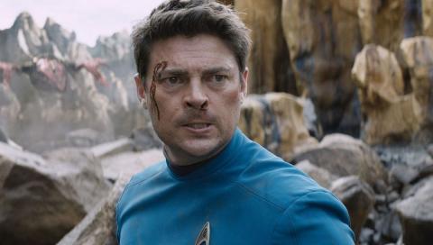 Star Trek - Karl Urban
