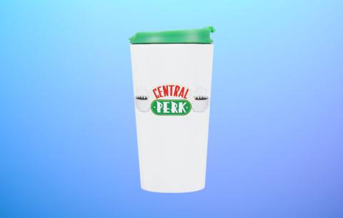 taza Central Perk