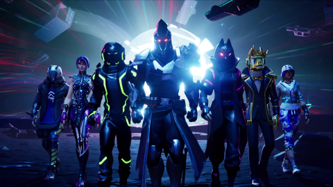 Fortnite temporada X pase de batalla