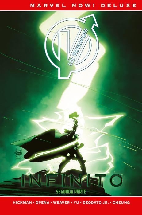 Los Vengadores de Jonathan Hickman 4. Infinito Segunda Parte