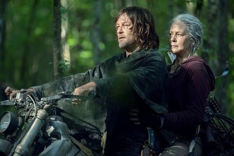 The Walking Dead temporada 10 - Nuevas imágenes
