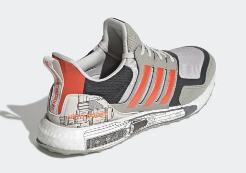 Carteles esfera Complacer  Adidas presenta sus nuevas zapatillas de Star Wars basadas en un Ala-X -  HobbyConsolas Entretenimiento