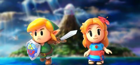 The Legend of Zelda Link's Awakening Nintendo Switch análisis