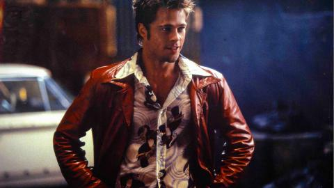 Brad Pitt Tyler Durden