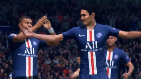 Celebraciones FIFA 20
