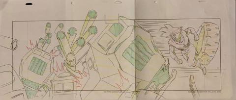 Dragon Ball Super correcciones de la animación